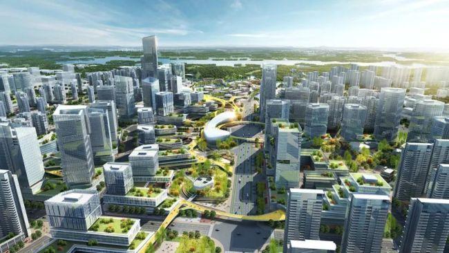 东莞信托300亿元合作投资支持松山湖科学城建设