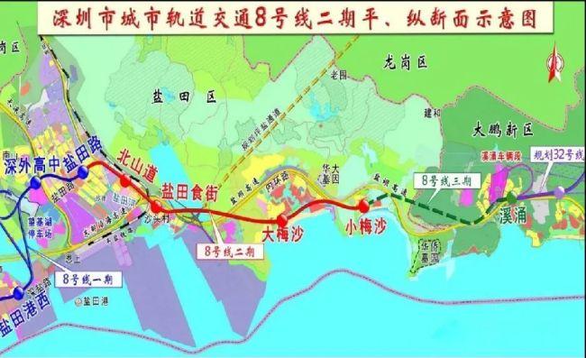 2021年深圳东部假日专线梅沙片区开行线路详情(运行时间+站点)