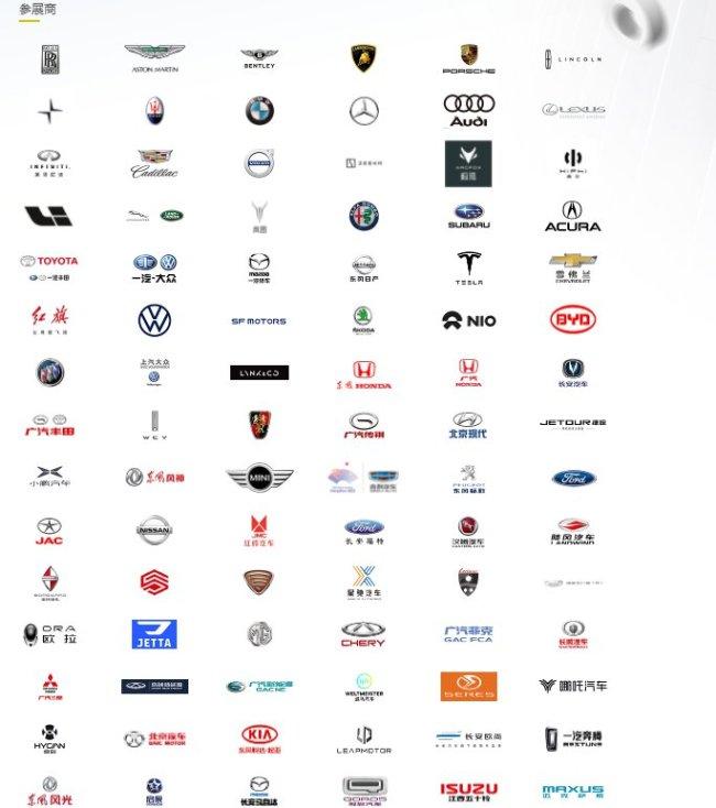 粤港澳大湾区车展一共有多少家品牌参展