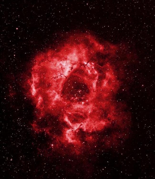 水墨绘成星云奇图,大愚《十方空间》之灵感来源