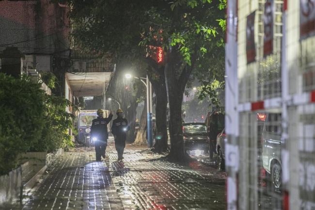 """今年第7号台风""""查帕卡""""台风来袭 南方电网维持Ⅲ级响应"""