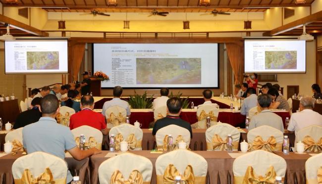 广东珠海·江湾山国家森林康养基地总体规划通过 腹地面积近3万亩