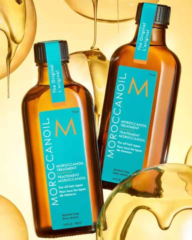 护发真的需要不需要太多,一瓶摩洛哥油护发精油就够了