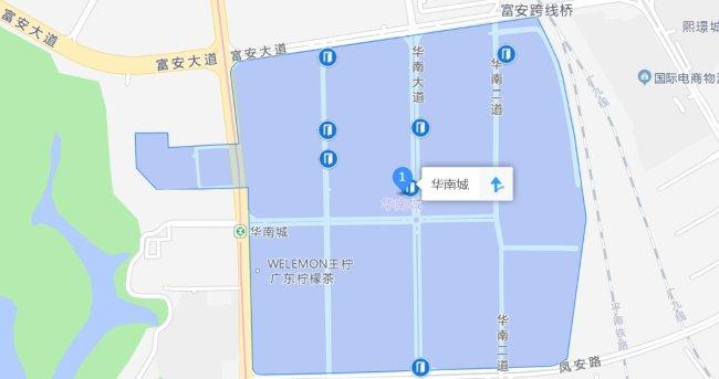 2021年深圳中秋华南城车展地址位置在哪?要怎么去