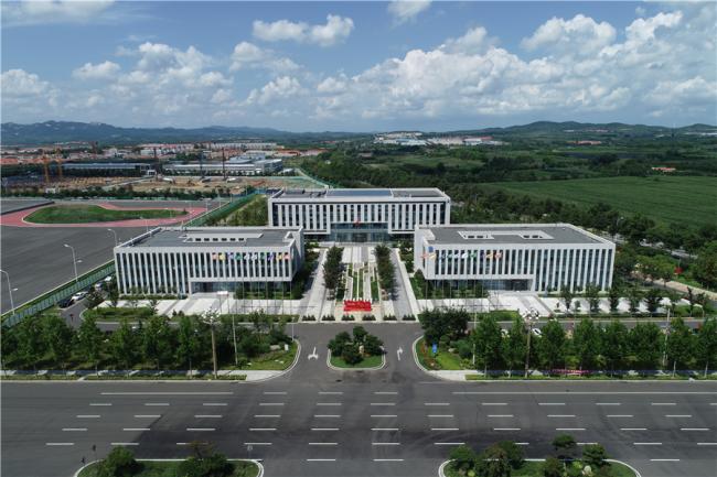 山东威海综保区:开放创新践初心 求实奋进启新程
