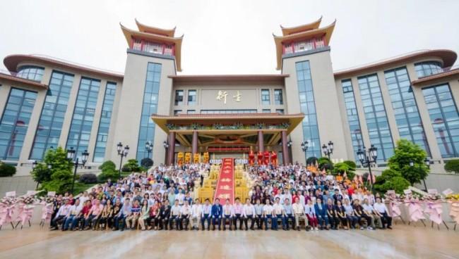 廿五载谱写华章   中国香港衍生健康医药产业园开园投产一周年