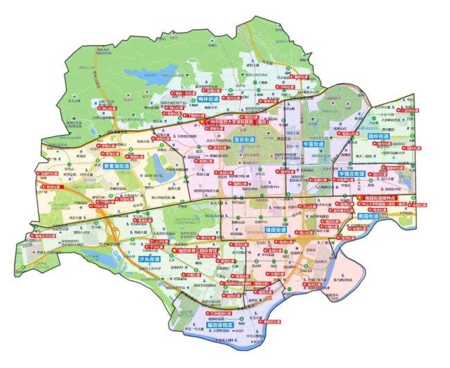 9月24日深圳福田区新冠疫苗接种安排及预约入口