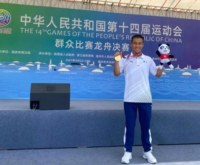 广东在全运会高尔夫项目中获得女子团体冠军 林希妤以268杆总成绩摘得个人金牌