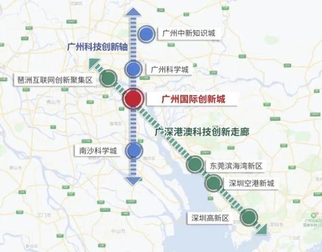 """广州大学城将成""""智谷"""" 人才是发展人工智能与数字产业的动力源"""