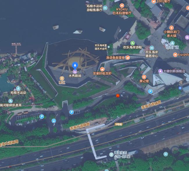 2021深圳欢乐海岸橙浪音乐现场演出地址具体在哪(附交通指引)