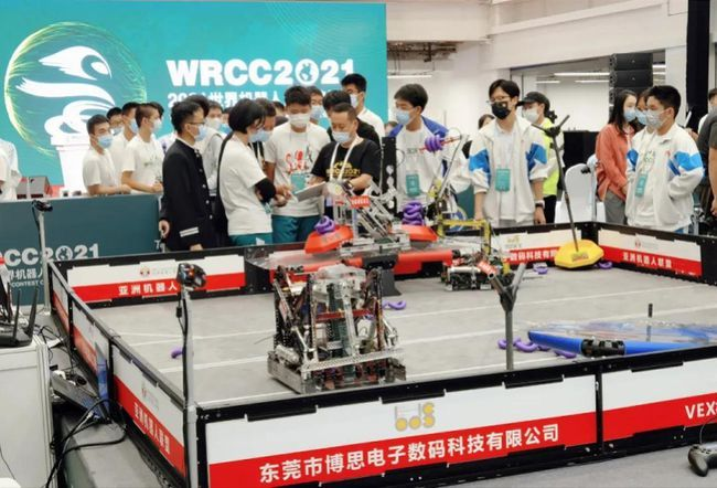 广东实验中学获得VEX-EDR赛项总成绩第一名 赛事吸引15万余名选手参加