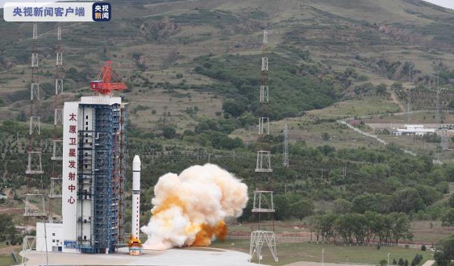 一箭四星!我国成功发射北京三号卫星