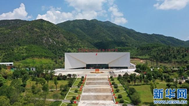 重温信仰的力量 走进南方红军三年游击战争纪念馆