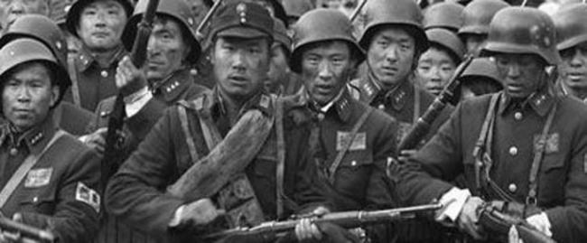 三千国民党士兵狙击日军失败 弹尽粮绝惨烈跳黄河