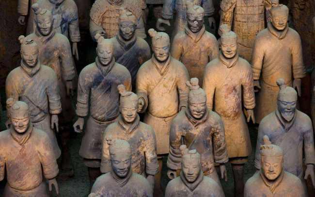 兵马俑被盗案:陕西农民偷了一个将军俑头,弄丢了性命