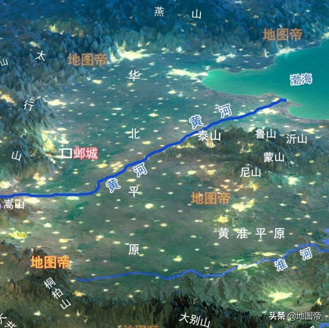 官渡之战后,曹操为什么在河北邺城建铜雀台?