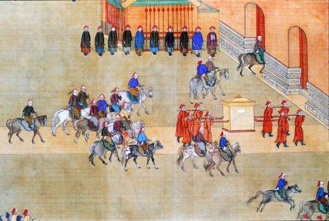乾隆皇帝下江南时,半路饥渴买西瓜,吃完后却要杀卖瓜人?