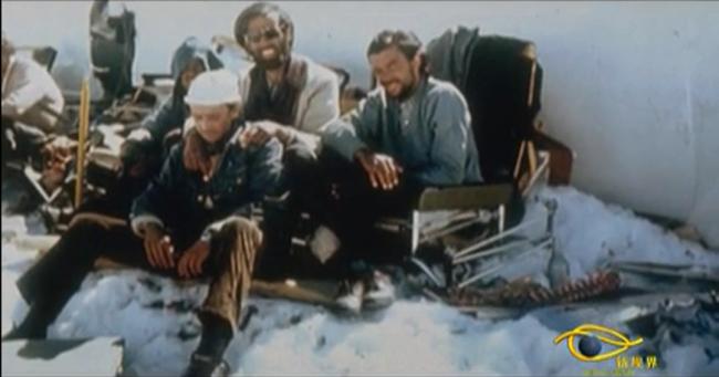 安第斯山空难揭秘:如果,你必须吃同伴的尸体才能活下去……