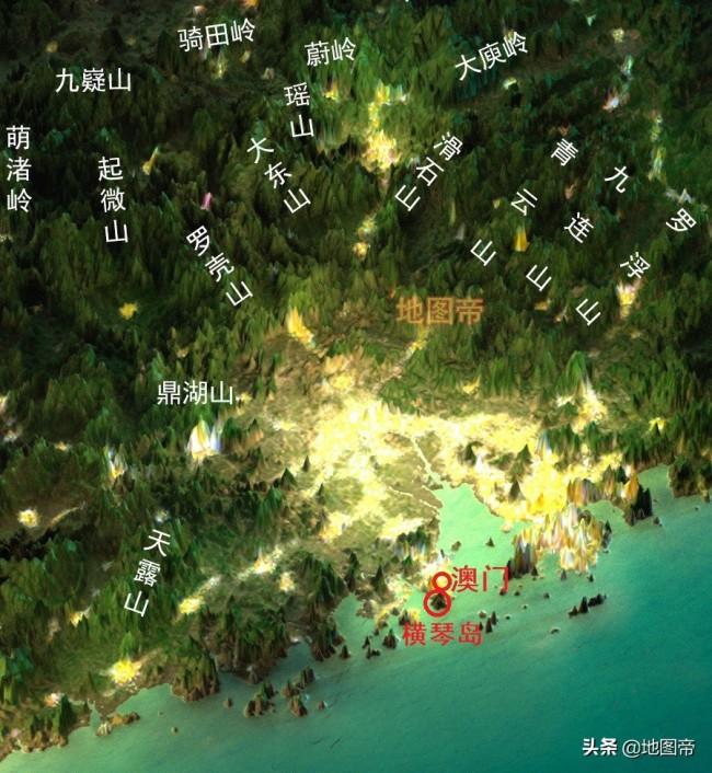 横琴岛会成为第二个澳门?