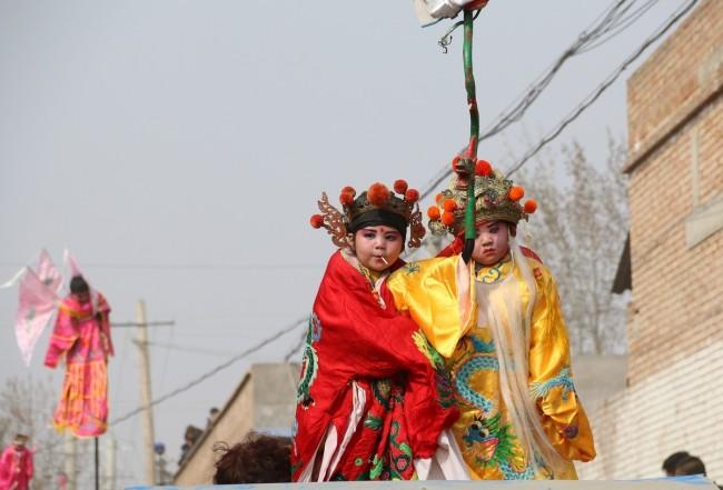 陕西人过年有哪些风俗习惯?看贾平凹的小说就知道了
