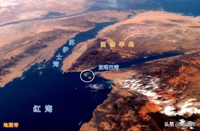 沙特为何送了两个小岛给埃及?