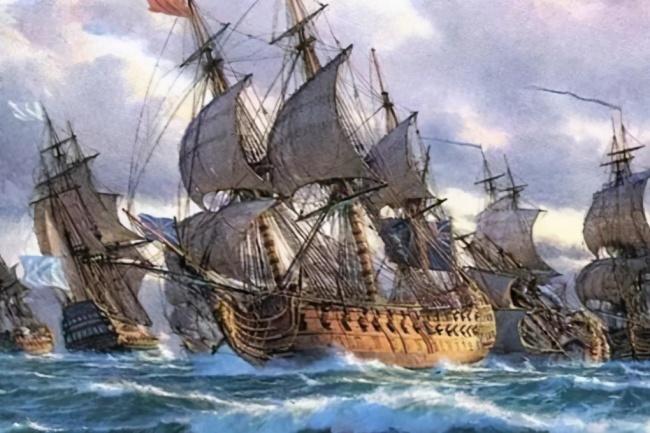 普世光环滚一边去,大航海时代强者崛起:靠人多、炮多、木材硬