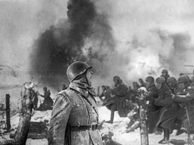 德军在大多数战役里伤亡小于苏军,为何还是输掉了战争
