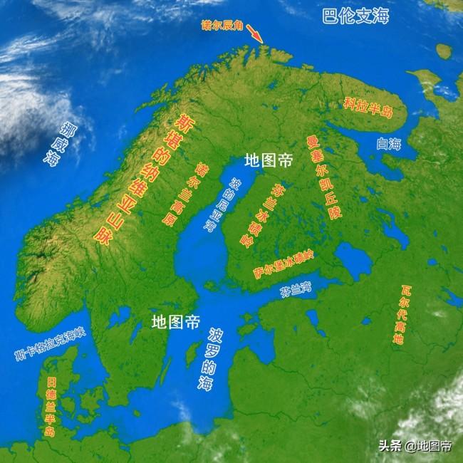 隔着海峡与欧洲大陆相望,瑞典和英国有什么相似之处?