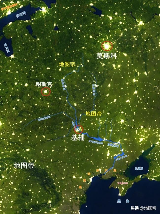 克里米亚在哪?俄罗斯与乌克兰为何争夺