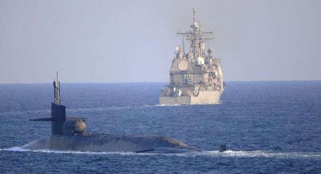 美无力部署上世纪那样的海军,目标拥有355艘战舰