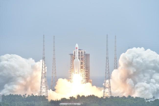 空间站天和核心舱发射任务取得圆满成功——中国空间站在轨组装建造全面展开