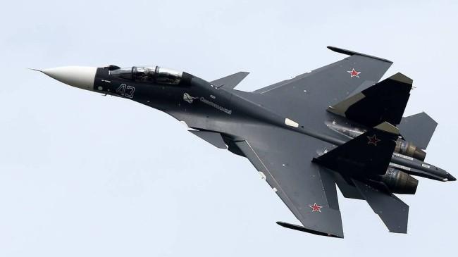 """俄媒:俄军将""""超强升级""""苏-30SM战斗机"""