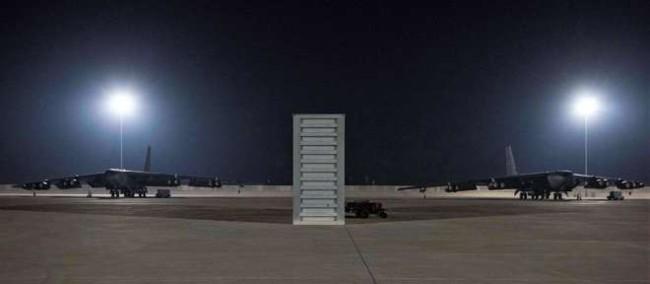 俄媒:美国又派B-52H战略轰炸机支持从阿富汗撤军