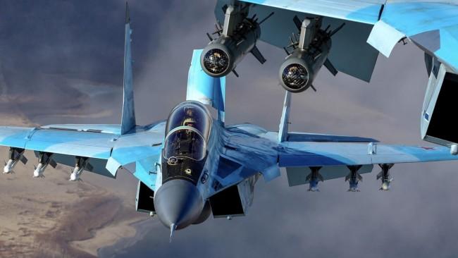 俄媒:米格35战机处于测试最后阶段,即将投入量产