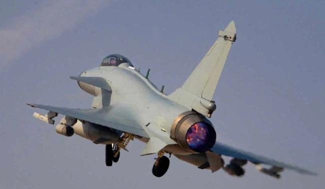 太行版歼-10C列装 中国制3代半战机实现100%国产化