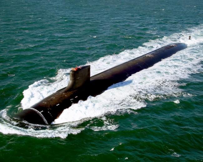 美開始研究下一代攻擊型核潛艇 美媒又拿中國說事