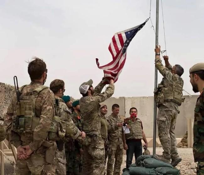撤军之际,美宣布对阿富汗提供新援助