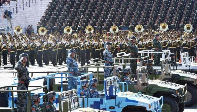 中国积极参与国际军控和裁军进程并发挥建设性作用