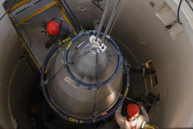 美国下代陆基洲际导弹2023年首飞,7年内装备400枚