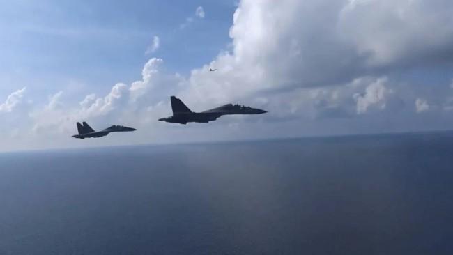 霸气驱离外机的空军部队有多牛?曾3:0力克敌机