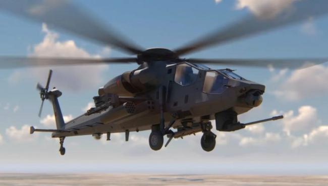 土耳其重型武装直升机采用乌克兰发动机