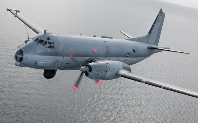"""法国""""大西洋-2""""反潜巡逻机 资料图"""