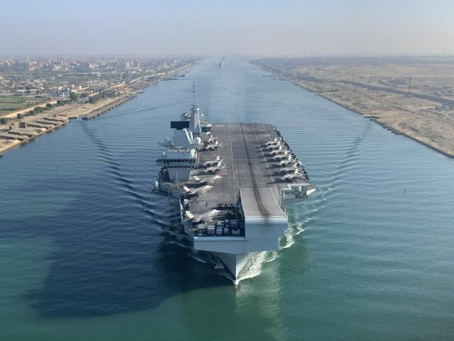 英國赴南海航母感染 南海沖突的真相是什么?