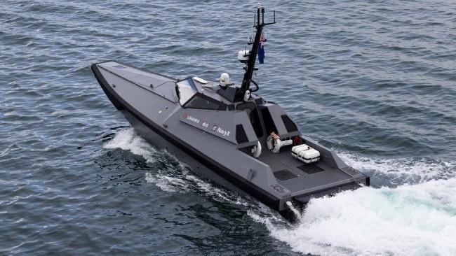 英国皇家海军测试多款无人机 军官:不会取代突击队