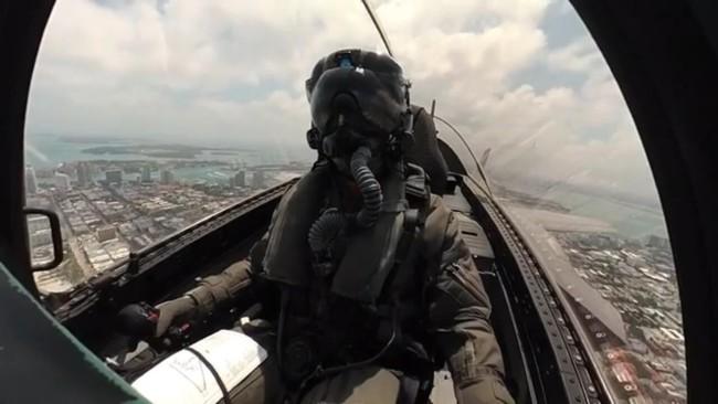 F-35战机被曝发生40多起飞行员缺氧事件