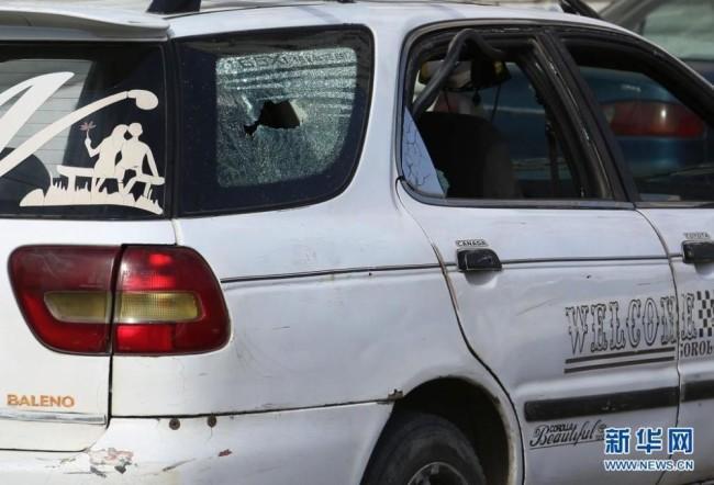 阿富汗政府一高官遭塔利班袭击身亡