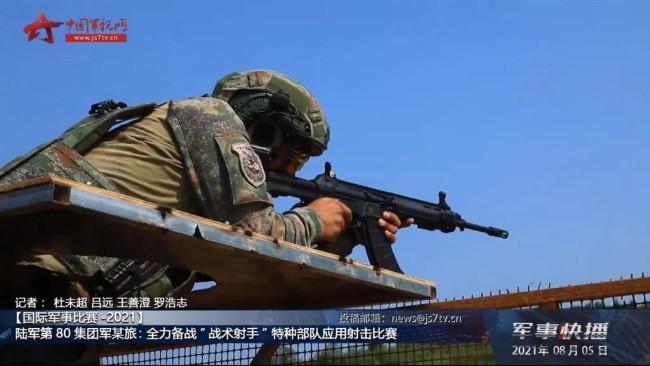 又一特种部队列装国产新型步枪!