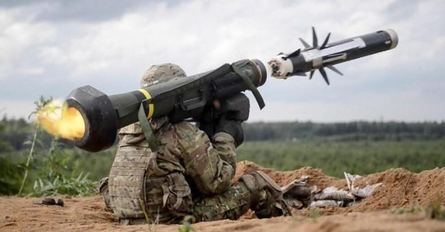 """俄新型气溶胶弹药获准出口,可对付""""标枪""""导弹"""