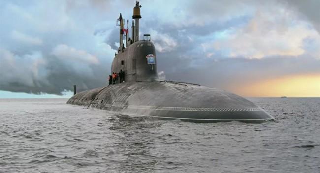 """""""红宝石""""设计局向俄军方提交数个第五代潜艇方案"""