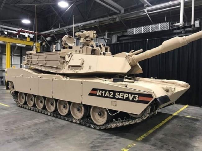 波兰防长:将在本国东部部署最现代化美制M1坦克